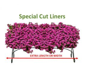 special-cut-liners2-300x275 How to Make a Large Hanging Basket